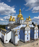 Saint Michael's Golden-Domed Cathedral in Kyiv