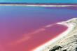 Quadro Colorful pool of water in Rio Lagartos, Mexico