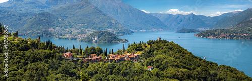 Lago di Como - Vezio, castello di Vezio - Italy © Franco Bissoni