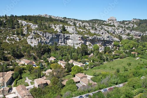 Keuken foto achterwand Olijf Les Baux de Provence, France