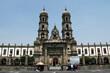Basílica de Nuestra Señora de Zapopan, Guadalajara, Mexico