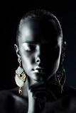 african style earrings