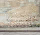 Grunge wall background - 157614559