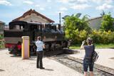 Le retournement de la locomotive