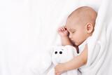 Sleeping baby - 157810516