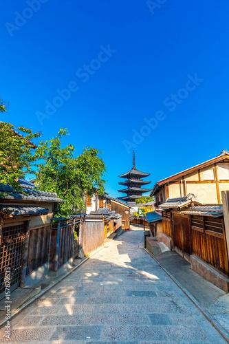 Keuken foto achterwand Kyoto 京都 八坂の塔