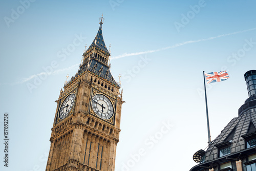 Papiers peints Londres The Big Ben - London