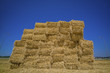 cereal bales of straw - 158081763