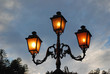 LAMPIONE STRADALE.CAMPANIA,SUD ITALIA
