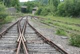 Stillgelegte Bahn im Hunsrück
