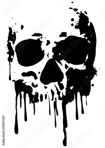 skull blood2 © SS1001