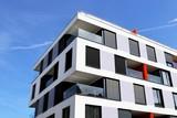 Haus mit moderner Fassade