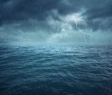 Stormy Ocean - 158289382