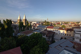 sone town cathedral rooftop