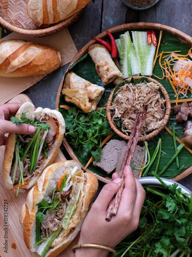 banh mi, Vietnamese bread