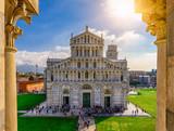 Katedra w Pizie (Duomo di Pisa) na Piazza dei Miracoli w Pizie, Toskania, Włochy