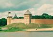 Veliky Novgorod.Novgorod Kremlin.