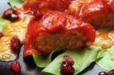 Pimientos del piquillo rellenos de carne Gastronomía de España Spanische Küche Spaanse keuken Spanish cuisine Cucina spagnola Испанская кухня Spanska köket Canarias - 158415914
