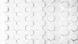 White texture background 3D rendering design