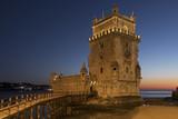 Belem Tower - Lisbon - Portugal. poster