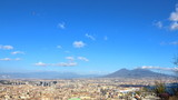 Naples, Italy: city view