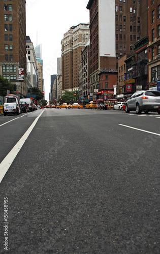 Foto op Plexiglas New York TAXI Street of New York