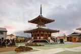 Япония. Сендай.Пагода.
