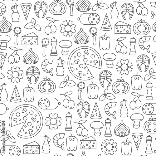 seamless-pattern-with-pizza-design-elements