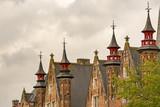 Bruge / Brugges, old town in Belgium
