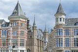 Houses in Anvers, Belgium