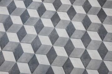 tridimensional floor