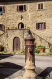 Old Water Tap - Tuscany Italy