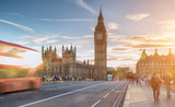 Westminster Bridge at sunny day - 158536550