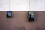 Telefon-Stelle