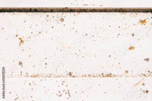 Textura metálica antigua con manchas y salpicaduras