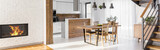 Lounge with kitchen - 158610552