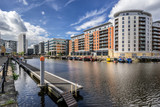 Leeds Dock Formerly Clarence Dock in central Leeds - 158612537