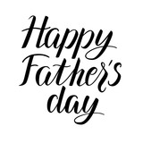 Father day lettering