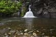 Lower falls at Minekill