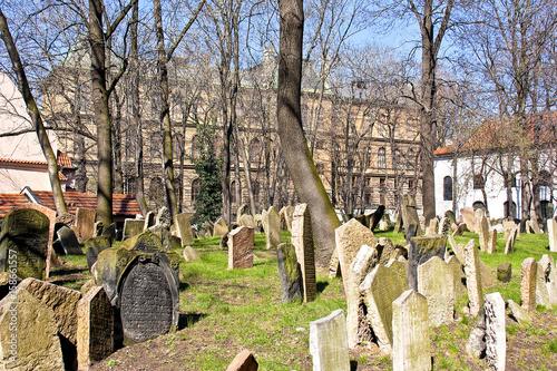 Tschechien - Prag - Josephstadt - Alter Jüdischer Friedhof