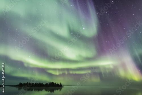 Aluminium Noorderlicht Aurora