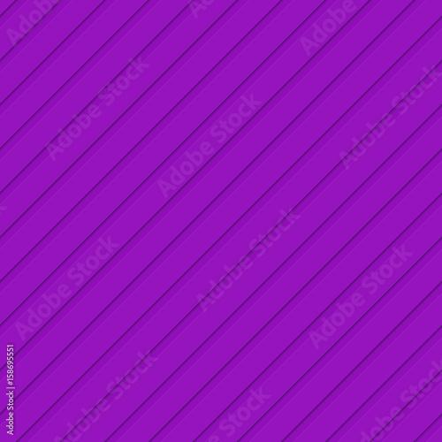 Seamless 3D diagonal stripe pattern background