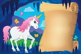 Parchment in fairy tale cave image 7