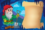 Parchment in fairy tale cave image 8