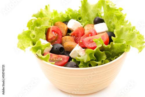 fresh salad - 158743721
