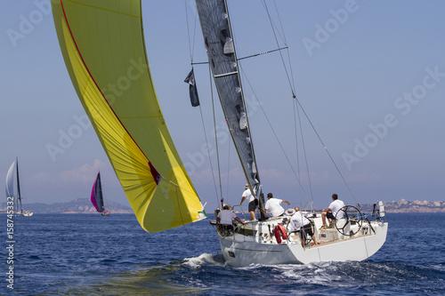 Aluminium Zeilen Sailboat