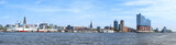 Hamburg harbor Panorama - 158751583