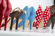 shoes with high heels - 158751780