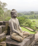 Borobudur in Java