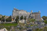 Doria Family Castle, UNESCO World Heritage Site, Portovenere Italy